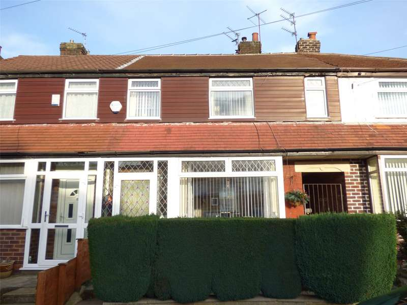 3 Bedrooms Terraced House for sale in Brynford Avenue, Blackley, Manchester, M9