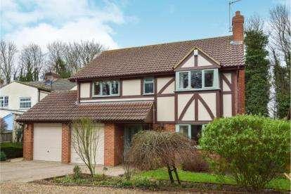 4 Bedrooms Detached House for sale in Wylie End, Bradville, Milton Keynes