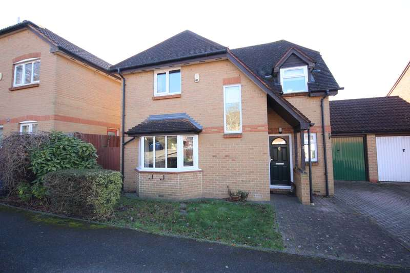 3 Bedrooms Detached House for sale in Portia Grove, Warfield