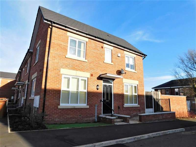 2 Bedrooms End Of Terrace House for sale in Charles Street, Stockport, Stockport