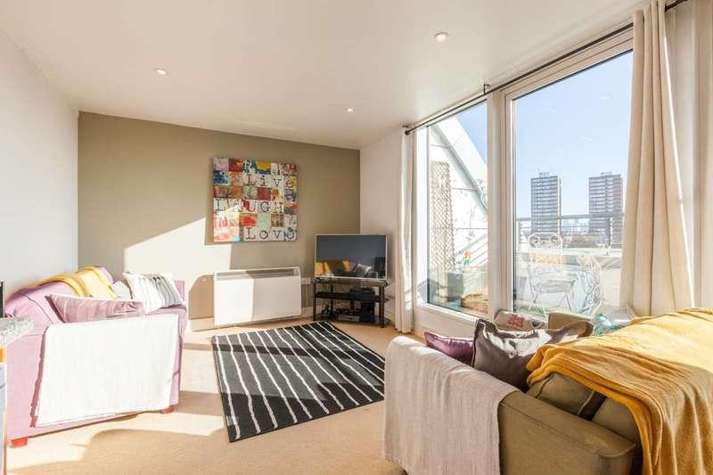 1 Bedroom Flat for sale in Empire Square, Borough, SE1