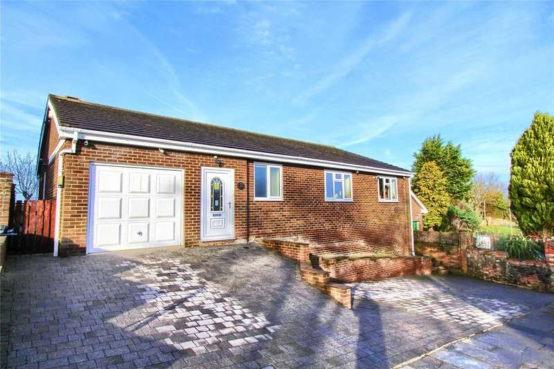 3 Bedrooms Detached Bungalow for sale in Buckingham Avenue, Hart Village