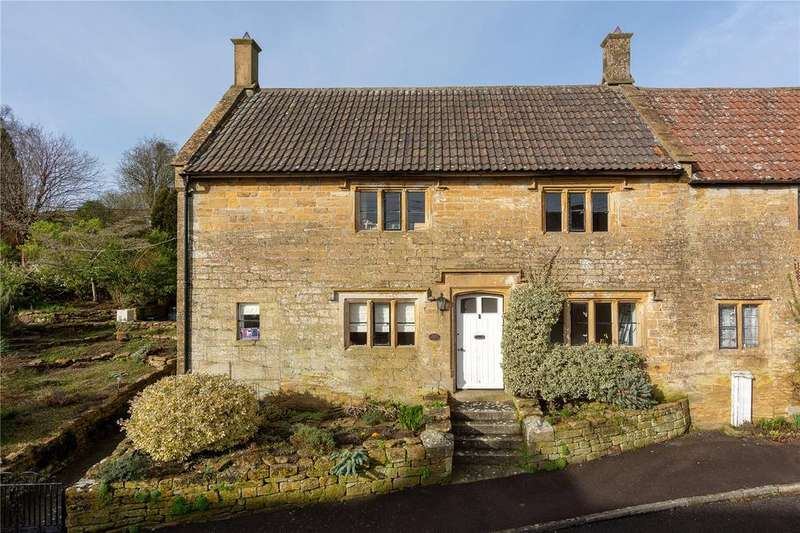 4 Bedrooms End Of Terrace House for sale in Higher Street, Norton Sub Hamdon, Somerset, TA14
