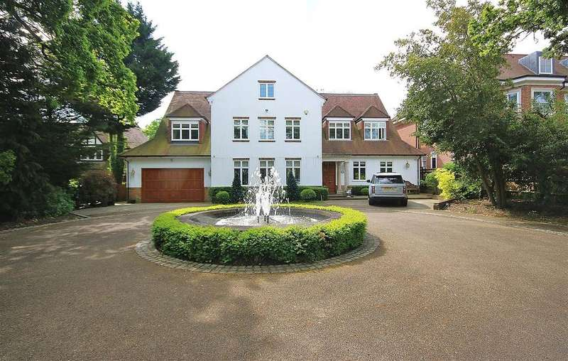 8 Bedrooms Detached House for sale in Beech Hill, Hadley Wood, Barnet, Herts