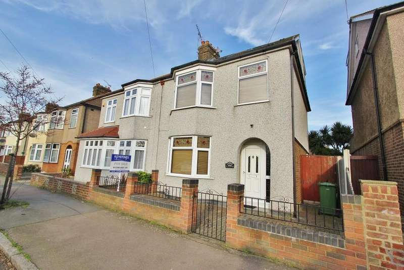 5 Bedrooms Semi Detached House for sale in Hainault Road, Romford, RM5