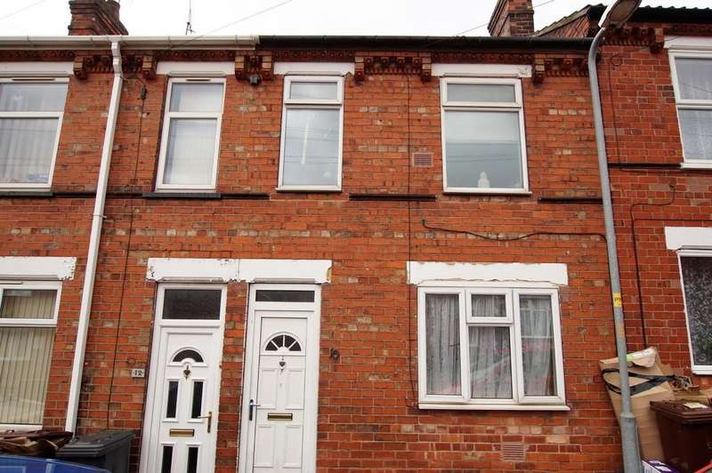 3 Bedrooms Terraced House for sale in Devon Street, Lincoln