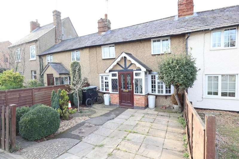 2 Bedrooms Terraced House for sale in High Street, Cranfield, MK43