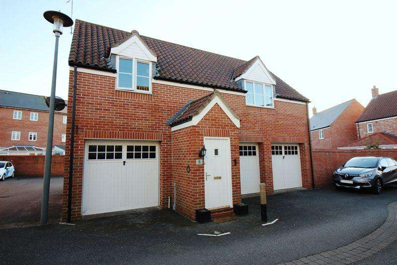 2 Bedrooms Detached House for sale in Lundy Gate, Bristol