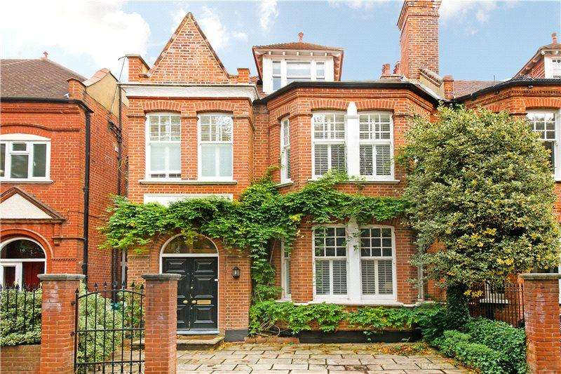 6 Bedrooms Semi Detached House for rent in Grange Road, Chiswick, London, W4
