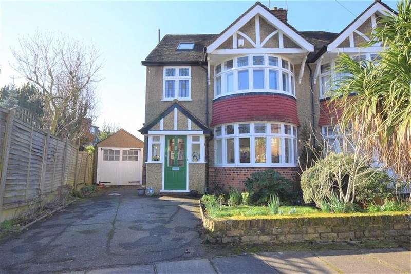 4 Bedrooms Semi Detached House for sale in Swiss Close, Watford, Herts