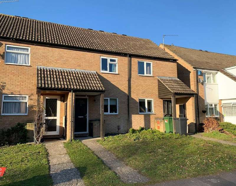 2 Bedrooms Terraced House for sale in Carston Grove, Calcot, Reading, Berkshire, RG31