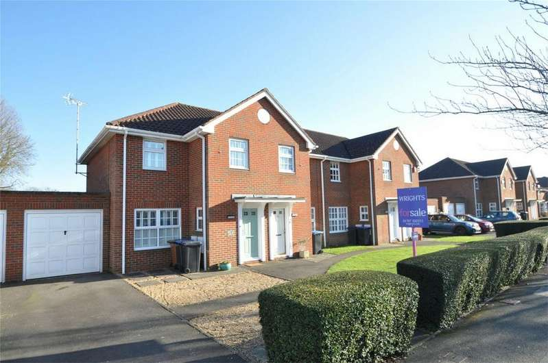 3 Bedrooms Semi Detached House for sale in Longcroft Lane, WELWYN GARDEN CITY, Hertfordshire
