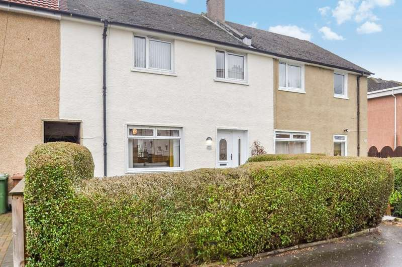 3 Bedrooms Terraced House for sale in Leithland Road, Pollok, G53