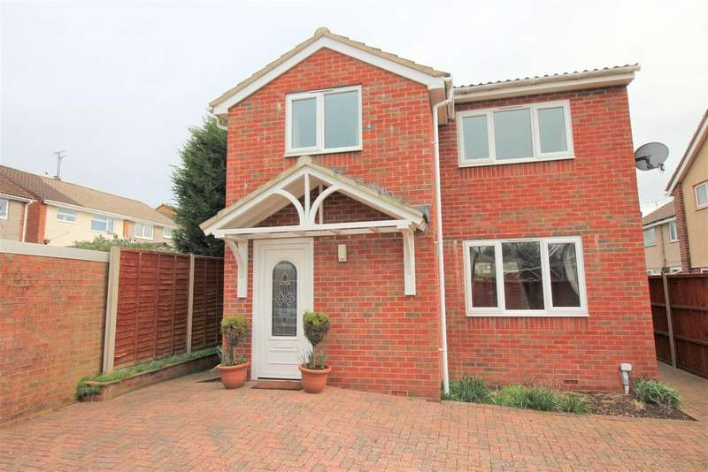 3 Bedrooms Detached House for sale in and 2a , 2 Chestnut Drive, Thornbury
