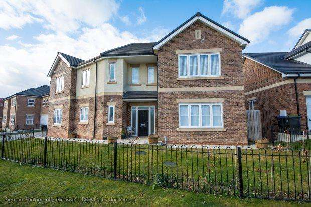 4 Bedrooms Detached House for sale in EVE LANE, SPENNYMOOR, SPENNYMOOR DISTRICT