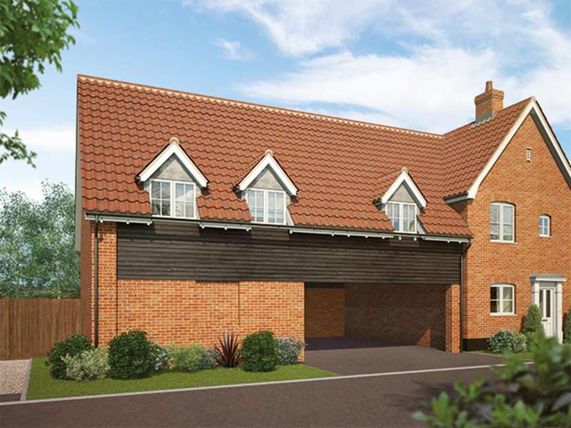2 Bedrooms Apartment Flat for sale in Leiston, Heritage Coast, Suffolk