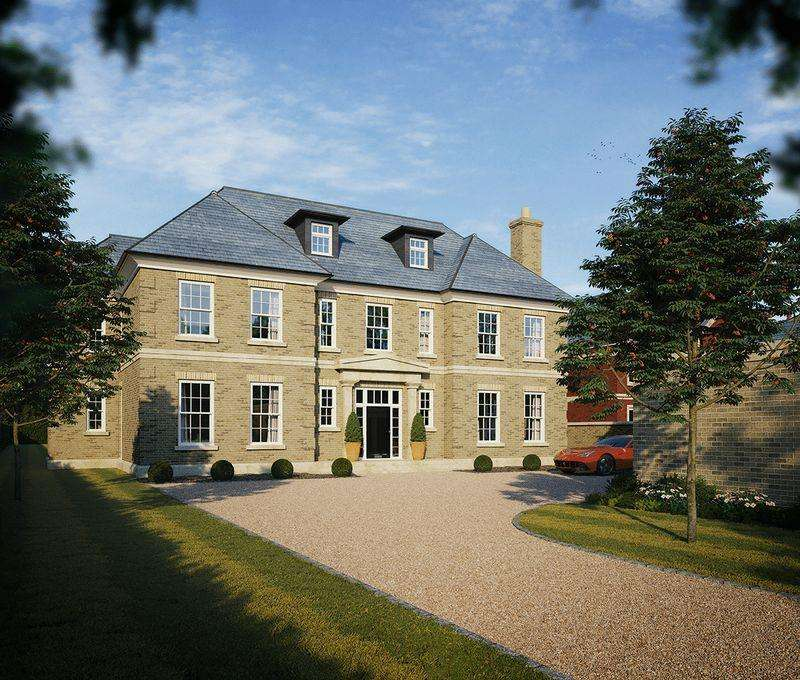 6 Bedrooms Detached House for sale in Frilford Heath Oxfordshire