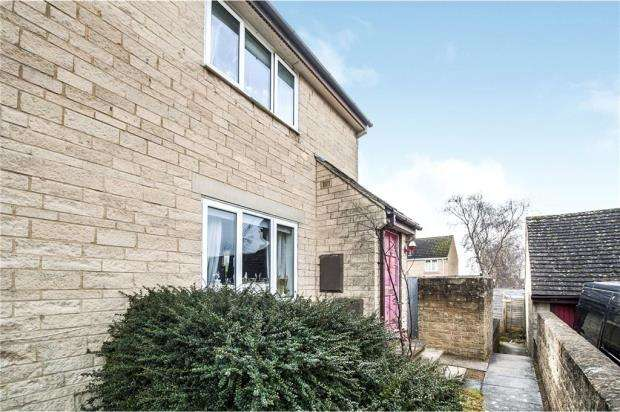 1 Bedroom End Of Terrace House for sale in Longtree Close, Tetbury