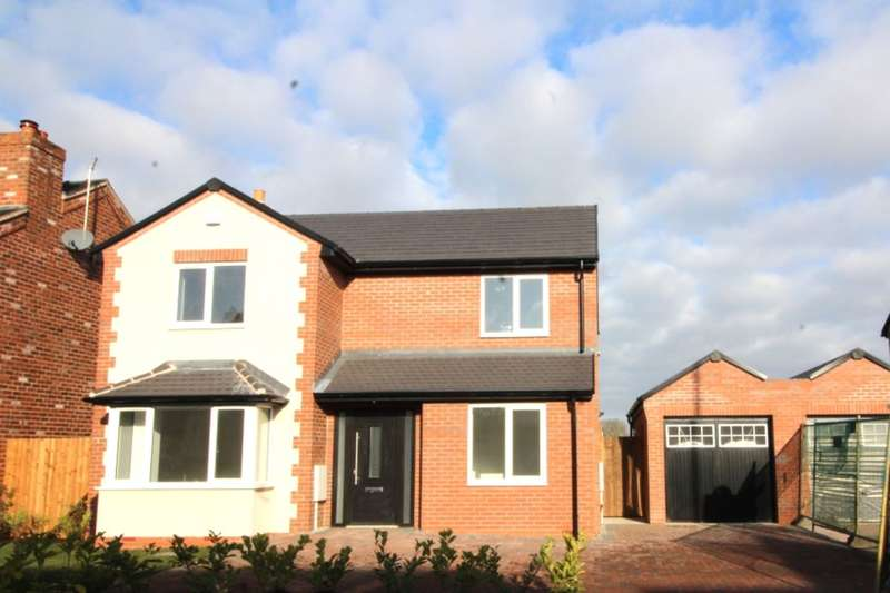 4 Bedrooms Detached House for sale in High Lane West, West Hallam, Ilkeston, DE7