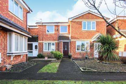 2 Bedrooms Terraced House for sale in Linden Mews, Lytham St Annes, Lancashire, England, FY8