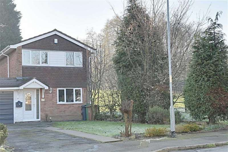 4 Bedrooms Detached House for sale in Brookthorpe Drive, Willenhall, West Midlands