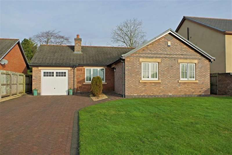 3 Bedrooms Detached Bungalow for sale in California Road, Carlisle
