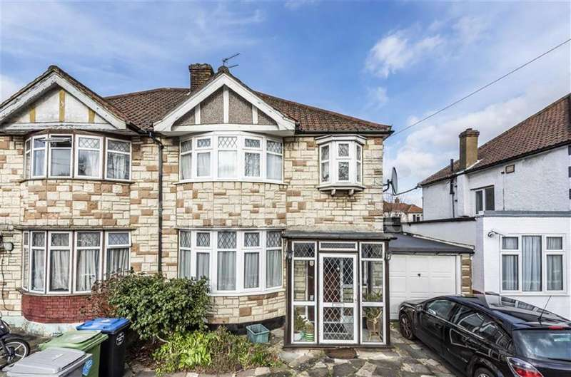 3 Bedrooms House for sale in Sherrick Green Road, Dollis Hill, London, NW10