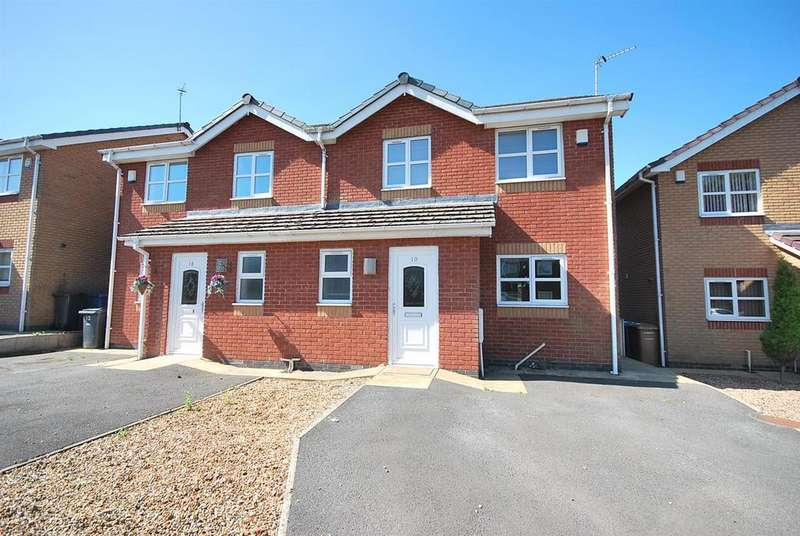 3 Bedrooms Semi Detached House for sale in Madams Wood Road, Worsley, Manchester