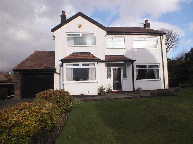 4 Bedrooms Detached House for sale in Mottram Old Road, Stalybridge