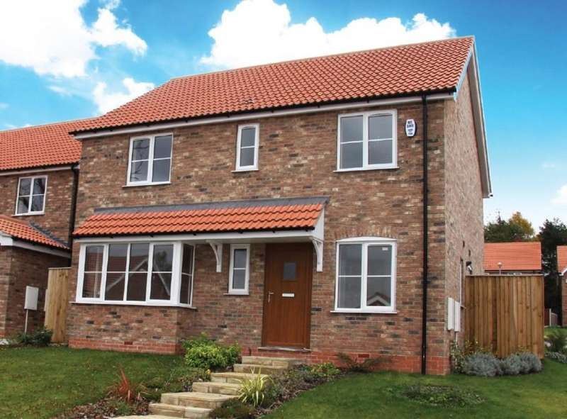 4 Bedrooms Detached House for sale in Eastfield Road, Louth