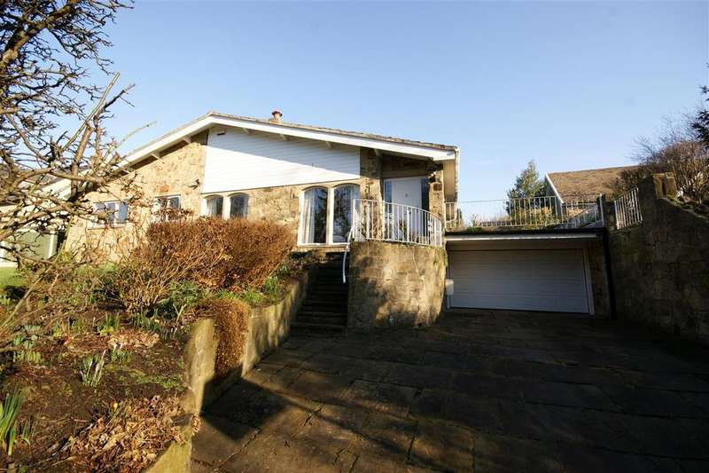 4 Bedrooms Detached Bungalow for sale in Glynrroen, Westgate, Brighouse