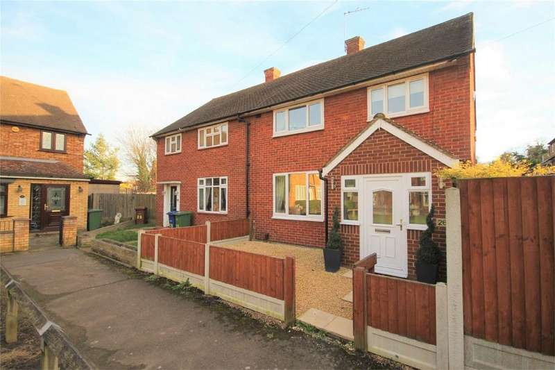 3 Bedrooms Semi Detached House for sale in Dawley Green, South Ockendon, Essex