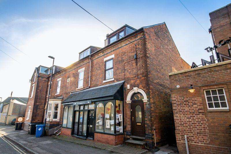 2 Bedrooms Apartment Flat for sale in FRIARY STREET, DERBY