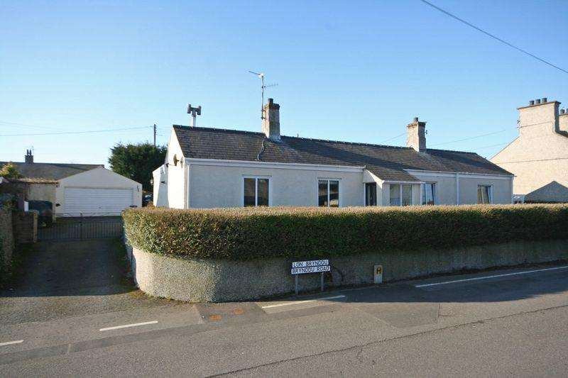 5 Bedrooms Detached Bungalow for sale in Llanfechell, Anglesey