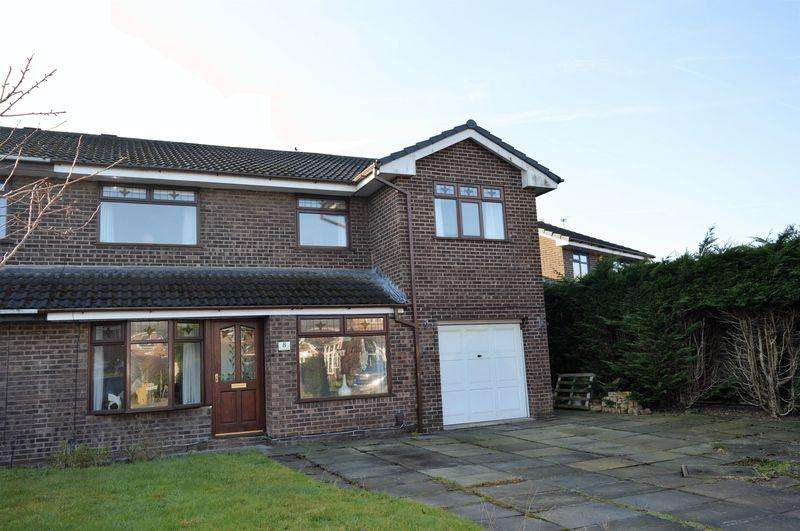 4 Bedrooms Semi Detached House for sale in Lane Head Avenue, Lowton, WA3 2TB