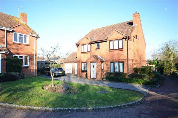 4 Bedrooms Detached House for sale in Emmets Nest, Binfield