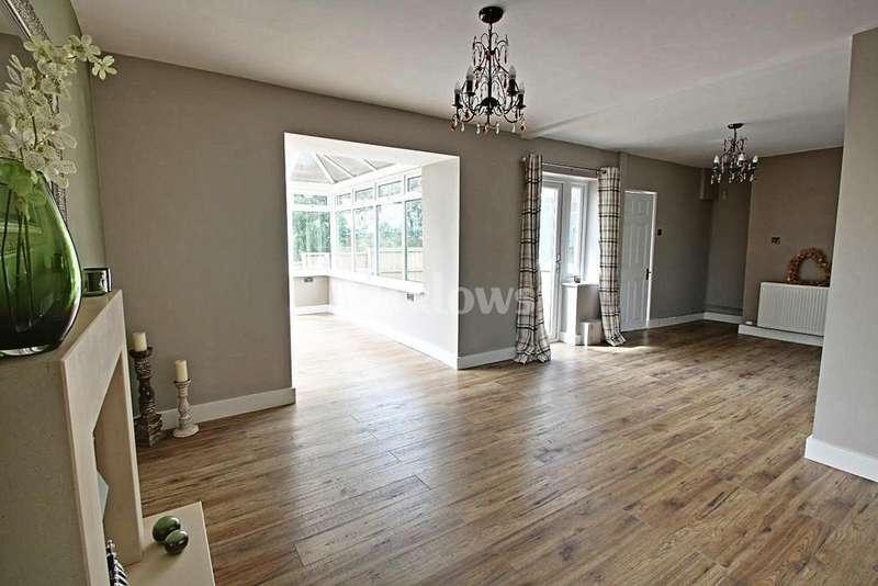 3 Bedrooms Bungalow for sale in Honeyfield Road, Ebbw Vale, Blaenau Gwent