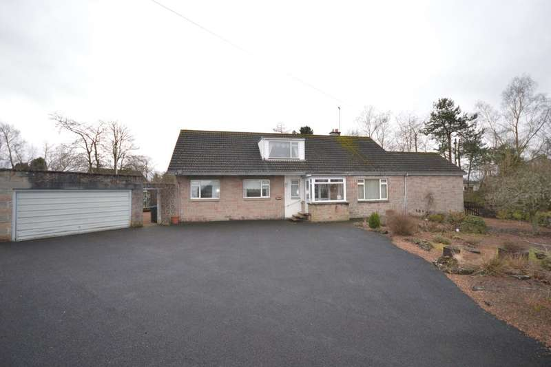 5 Bedrooms Detached House for sale in Tullibardine Crescent, Auchterarder, PH3
