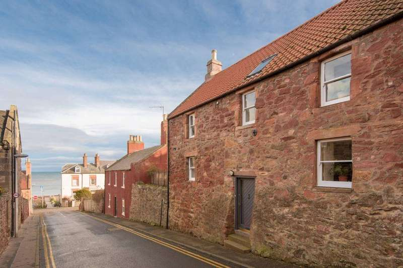 3 Bedrooms End Of Terrace House for sale in 3b, Silver Street, Dunbar EH42 1EP