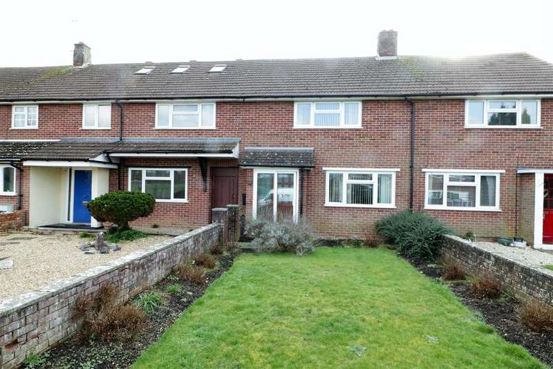 2 Bedrooms Terraced House for sale in Aldworth Close, Reading