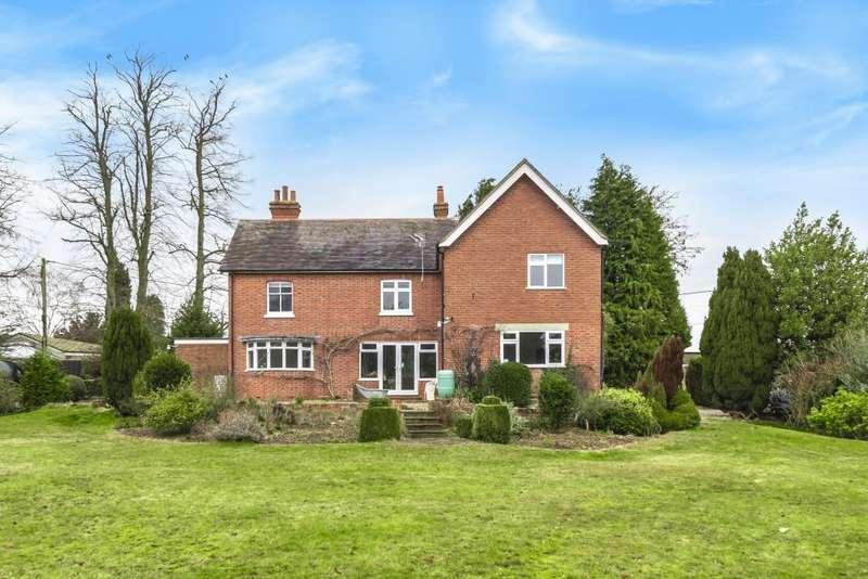 4 Bedrooms Detached House for rent in Brimpton, Berkshire, RG7