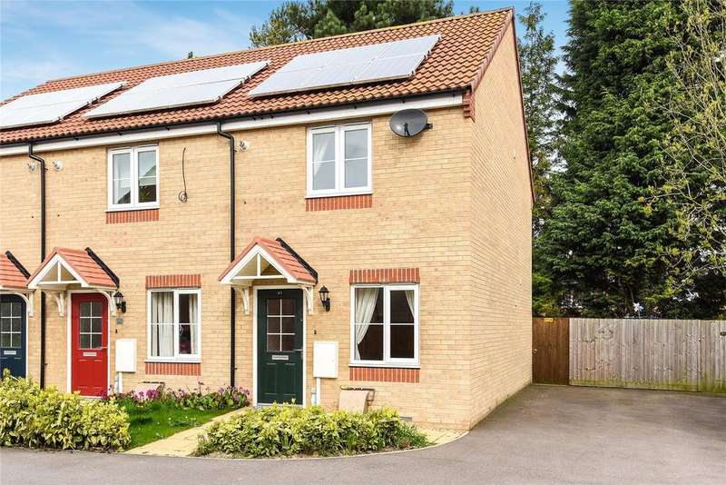 2 Bedrooms End Of Terrace House for sale in Viscount Close, Pinchbeck, PE11