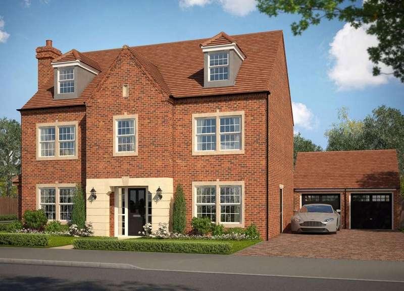 6 Bedrooms Detached House for sale in Wyvern Grange, Dore