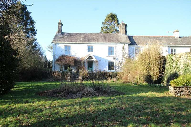 6 Bedrooms Detached House for sale in The Ghyll, Brigsteer Road, Kendal