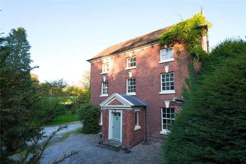 6 Bedrooms Detached House for sale in Leighton, Shrewsbury, Shropshire
