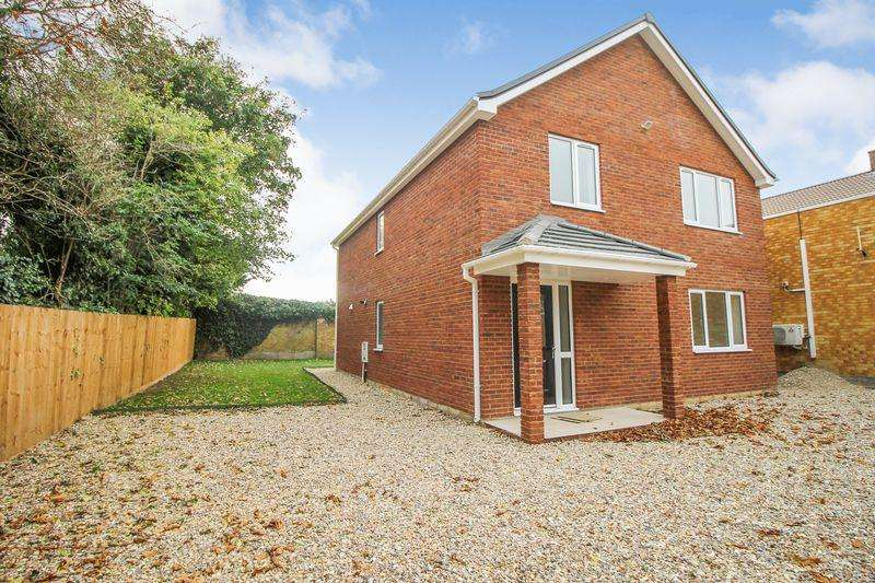4 Bedrooms Detached House for sale in Westfield Road, Dunstable