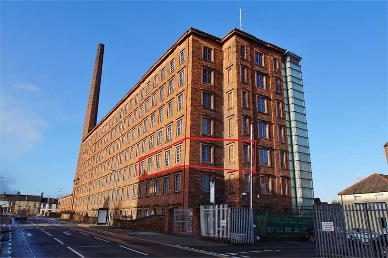 2 Bedrooms Flat for sale in CA2 5WD East Block, Shaddon Mill, Carlisle