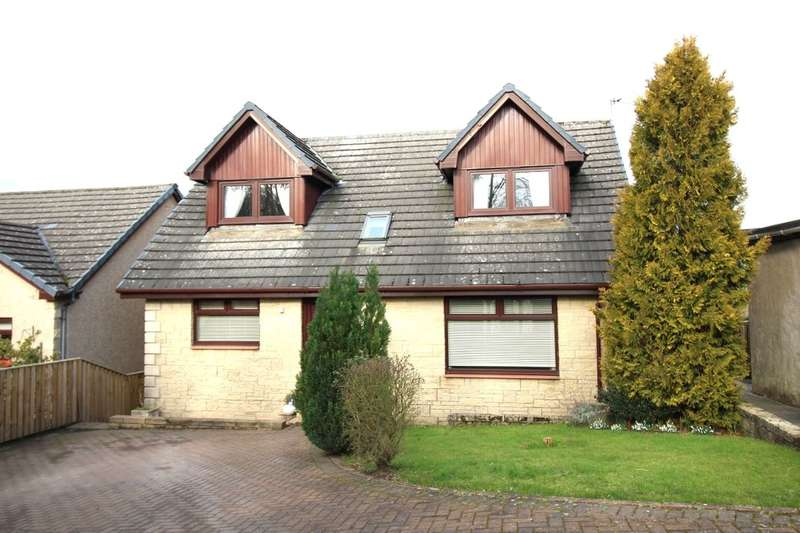 4 Bedrooms Detached House for sale in Broomhill View, Larkhall, ML9