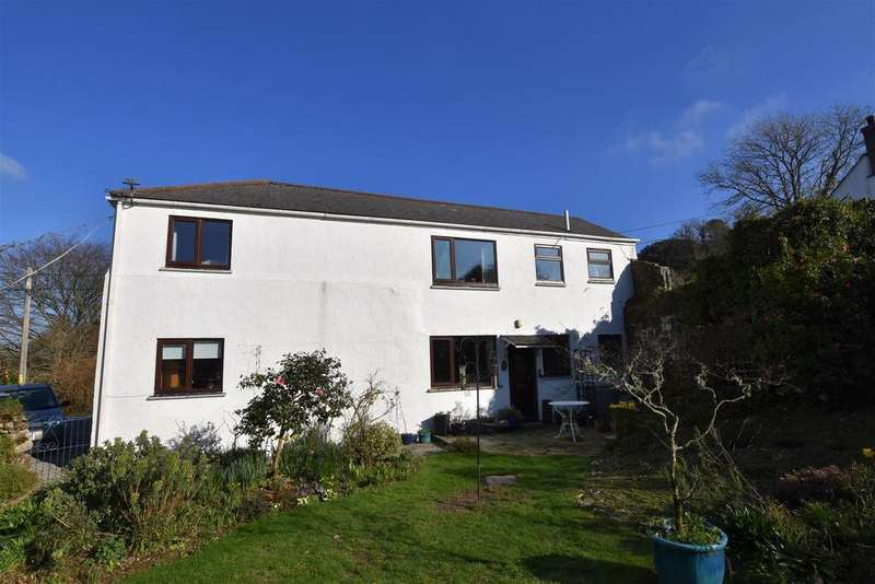 3 Bedrooms Detached House for sale in Gwennap, Redruth