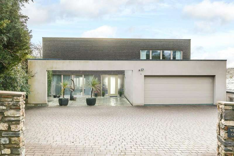 4 Bedrooms Detached House for sale in Westra, Dinas Powys, Vale Of Glamorgan, CF64